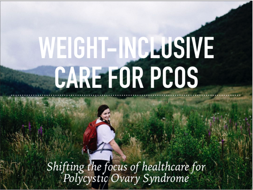 Weight-Inclusive Care for PCOS